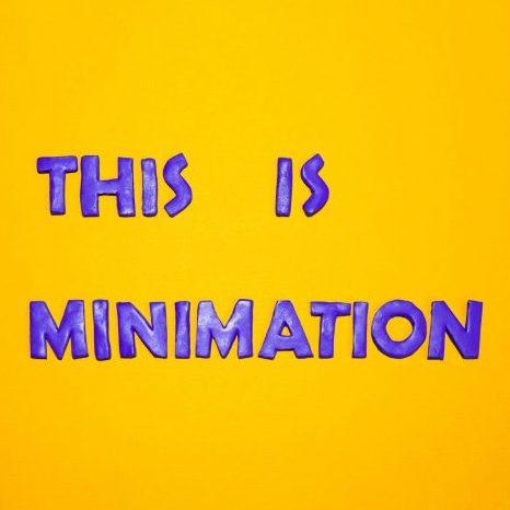 Minimation Logo Animation