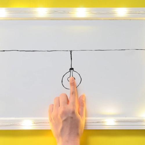 Whiteboard Lamp