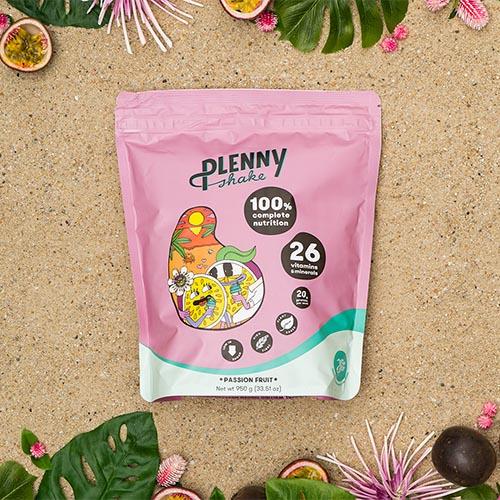 Plenny Shake – Passion Fruit